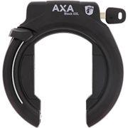 Axa ringslot Block XXL zwart