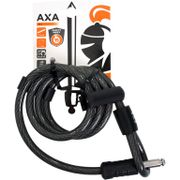 Axa defender rls plus insteekkabel 115cm/10mm