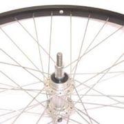 Roland achterwiel 26 x 1.75 vast freewh Apex zwart zink spk