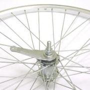 achterwiel26x 1.3/8 aluminium Shimano