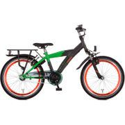 Alpina Yabber J20 Ind.Black-Bright Green