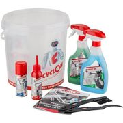 Cyclon Bike Care kit met All Weather Lube