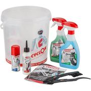 Cyclon Bike Care kit Wax Lube