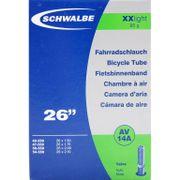 Schwalbe binnenband 26 breed XXLight av (AV14A)