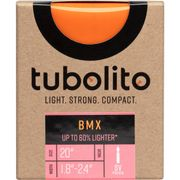 Tubolito binnenband Tubo BMX 20 x 1.8 - 2.4 fv 42mm