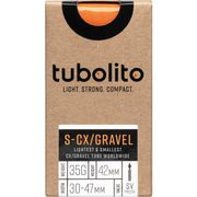 Tubolito binnenband S-Tubo CX/Gravel All 700c 30 - 47mm fv 42mm