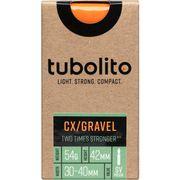 Tubolito binnenband Tubo-CX-Gravel-700C-SV42