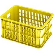 Fietskrat Basil Crate small 25 liter - lemon