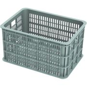Fietskrat Basil Crate large 50 liter - Seagrass