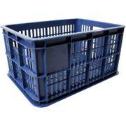 Fietskrat Basil Crate small 25 liter - bluestone