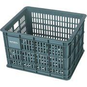 Fietskrat Basil Crate medium 33 liter - seagrass