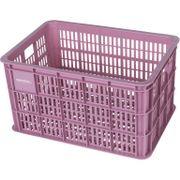 Fietskrat Crate large 50 liter - Faded Blossom