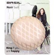 Basil Noir Big Bell fietsbel 60 milimeter - roze