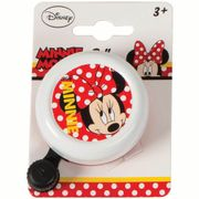 Widek bel Minnie Mouse wit op krt
