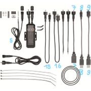 B+M kabel USB naar Mini USB nr 8 E-werk