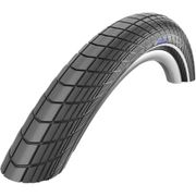 Schwalbe buitenband Big Apple R-Guard 26 x 2.00 zwart refl