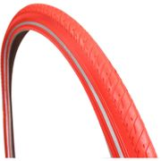 Deli Tire buitenband S-604 28 x 1 1/2 rood refl