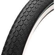 Continental buitenband Ride Cruiser 28 x 2.00 zwart refl