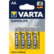 BATT VARTA PENLITE LR06 AA SUPERLIFE KRT A 4
