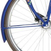 Cortina voorspatbord stang 28 lief blauw
