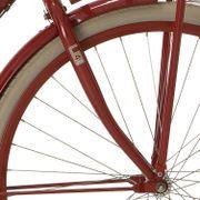 Cortina voorvork U4 D ruby red