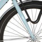 Cortina voorvork 28 Urban lichtblauw