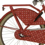 Cortina achterdrager 24 lief rood