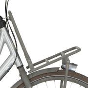 Cortina voordrager Transp quarz grey matt