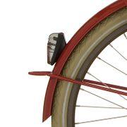 Cortina achterspatbord 26 lief rood
