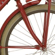 Cortina voorvork 24 lief rood