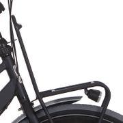 Cortina voordrager 28 Urban sapphire black matt