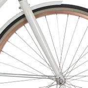 Cortina voorvork 28 Azero pearl white