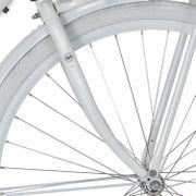 Cortina voorvork Milo D white pearl