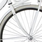 Cortina voorvork Milo D bright white