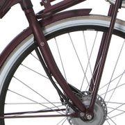 Cortina voorvork E-U4 D teak brown matt
