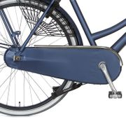 Cortina kettingkast lak Roots Transp polish blue matt