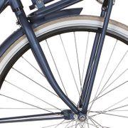 Cort v vork U4 D polish blue matt