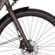 Cortina voorvork E-Mozzo eclips black matt
