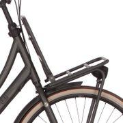 Cortina voordrager bovendelen 28 black gold matt