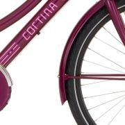 Cortina voorspatbord 26 U4 carmen violet
