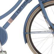 Cortina voorspatbord 28 E-U4 dull blue