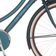 Cortina voorspatbord 28 U4 irish blue matt
