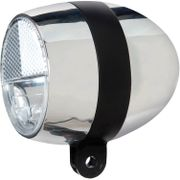 Cortina koplamp Amsterdam dyn chroom zwart