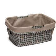 Cortina inlay canvas Manchester basket AVS pattern