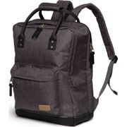 Cortina Backpack Houston dark grey