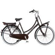 E-Roots Transport D50 Espresso Brown Matt RB7 36v