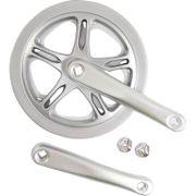 Dahon crankst 52t 170mm zilver