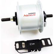 Shimano naafdynamo voor 6v/3w 100/36 dhc6000 rolle