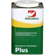 Dreumex zeep plus geel blik 4,5l