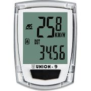 Union fietscomputer 9f